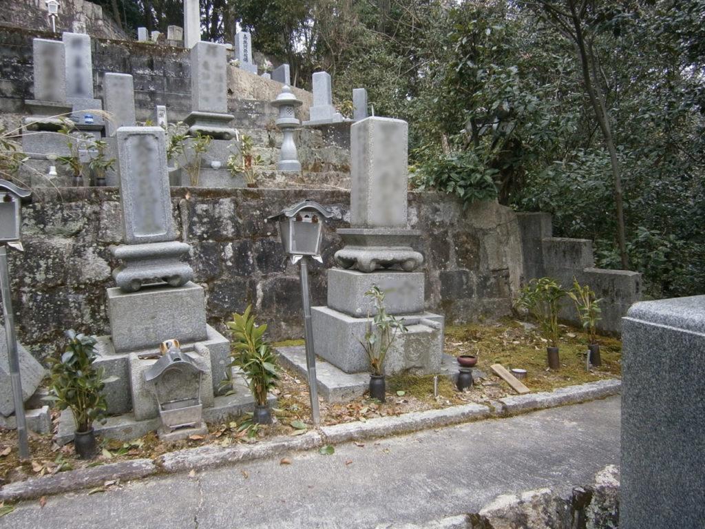 2017年5月施工 広島県廿日市市 N様 お墓の改葬の施工事例